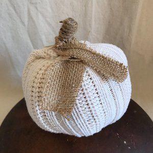 Handmade sweater pumpkin Country Farmhouse charm